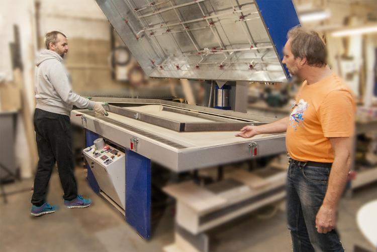 технология, без которой сегодня немыслима мебельная промышленность
