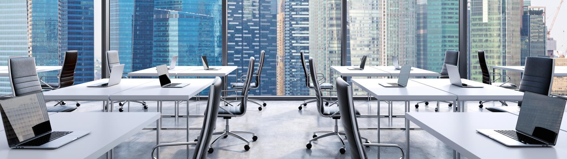 Качественная мебель в офисе повышает производительность труда и создает комфортную обстановку в коллективе.